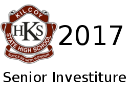 2017 Senior investiture